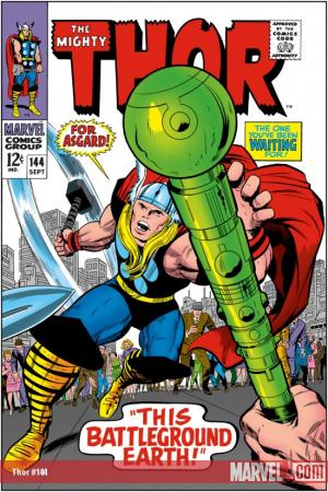 Thor (1966) #144