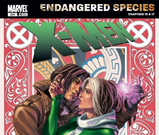 X-MEN: ENDANGERED SPECIES BACK-UP STORY #17