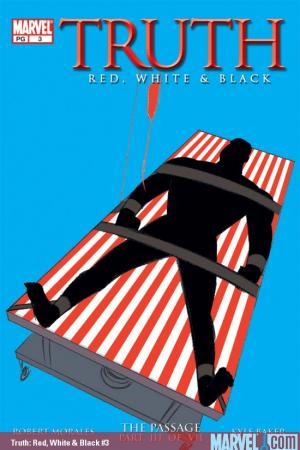 Truth: Red, White & Black (Trade Paperback)