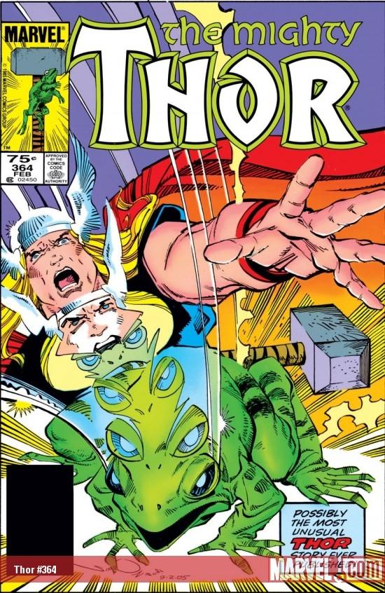 Thor (1966) #364