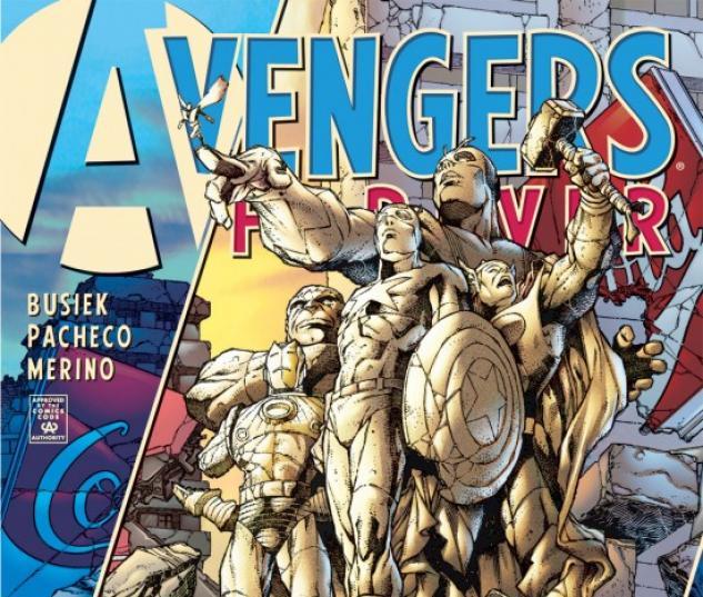 Avengers Forever (1998) #6