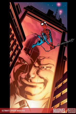 Ultimate Spider-Man #110  (Mark Bagley Variant)