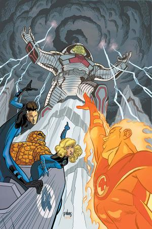 Marvel Adventures Fantastic Four #15