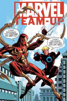 Marvel Team-Up #21