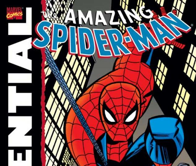 ESSENTIAL SPIDER-MAN VOL. IV TPB COVER