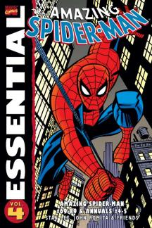 Essential Spider-Man Vol. IV (Trade Paperback)