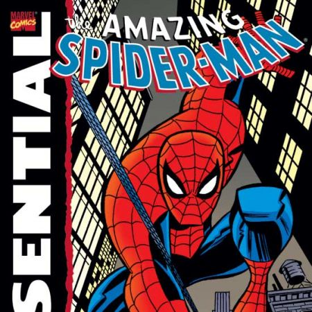 ESSENTIAL SPIDER-MAN VOL. IV TPB COVER