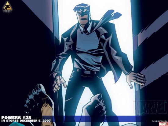 Powers (2004) #28 Wallpaper
