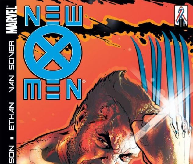 new x-men #123