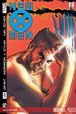 New X-Men (2001) #123