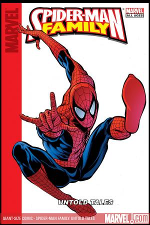 Spider-Man Family: Untold Tales (2007) #1 (Giant Size Comic)