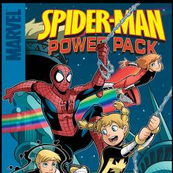 SPIDER-MAN AND POWER PACK #1