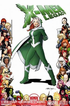 X-Men Legacy (2008) #239 (WOMEN OF MARVEL VARIANT)