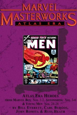 MARVEL MASTERWORKS: ATLAS ERA HEROES VOL. 1 HC (2007)