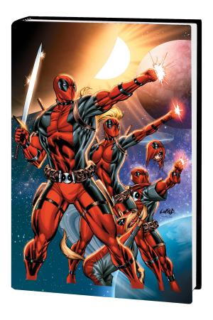Deadpool Corps Vol. 2: You Say You Want A Revolution (Hardcover)