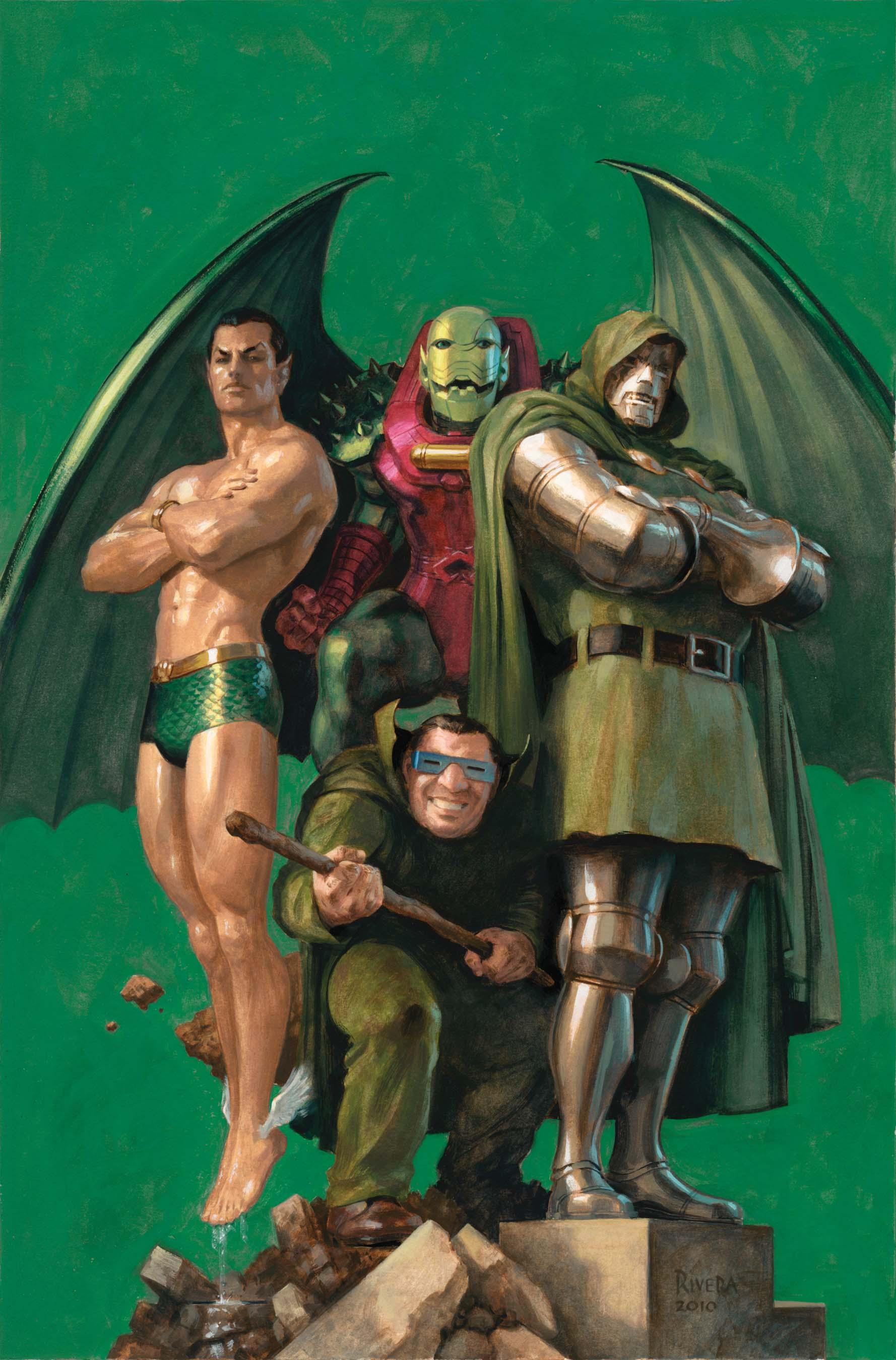 X-Men Legacy (2008) #245 (FANTASTIC FOUR ANNIVERSARY VARIANT)