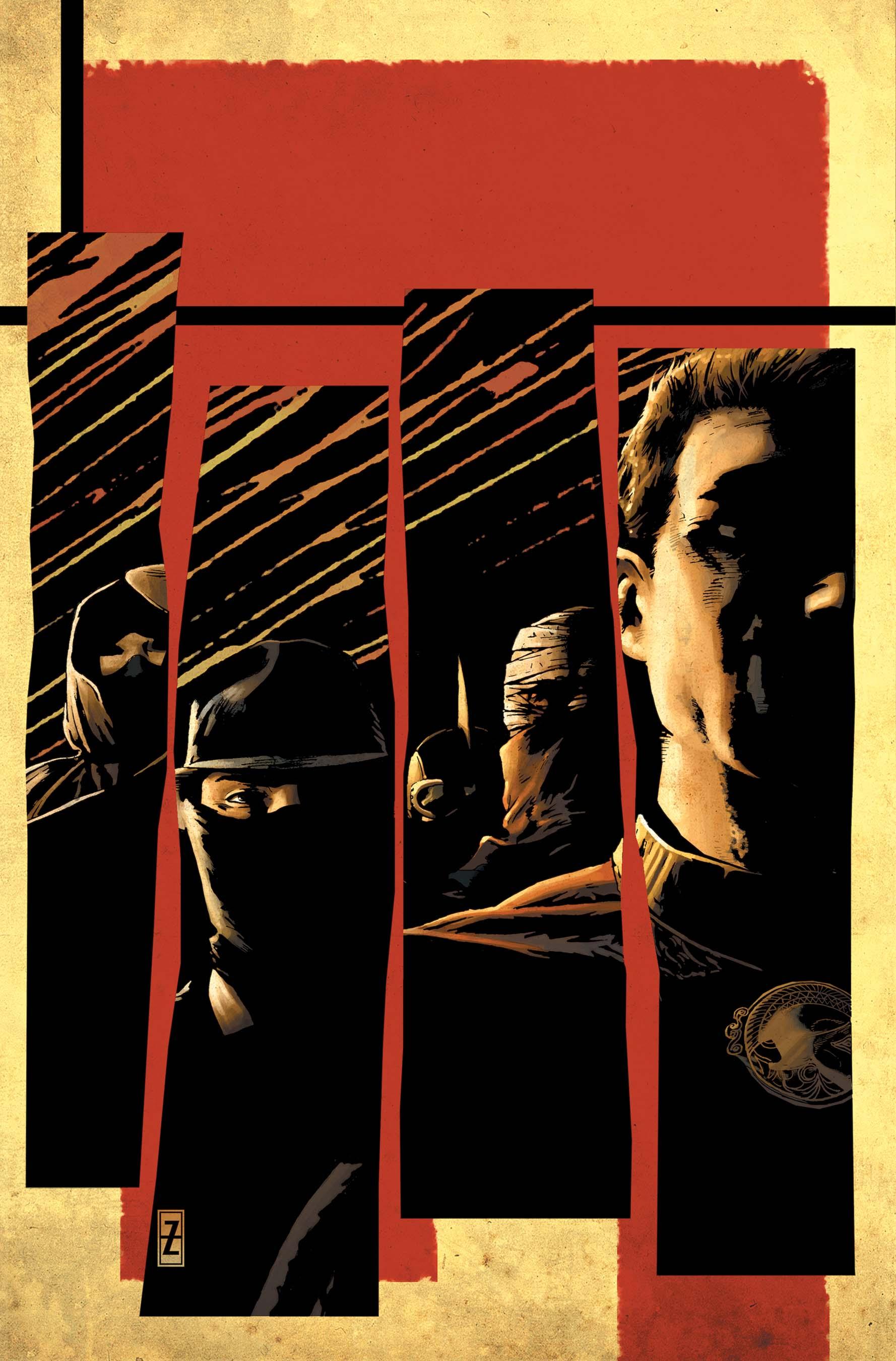 Mystery Men (2011) #1