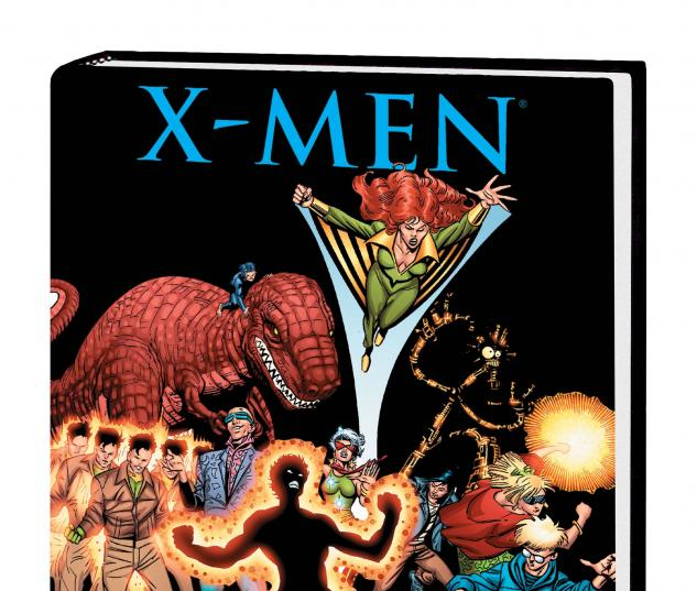 X-MEN: FALLEN ANGELS PREMIERE HC cover
