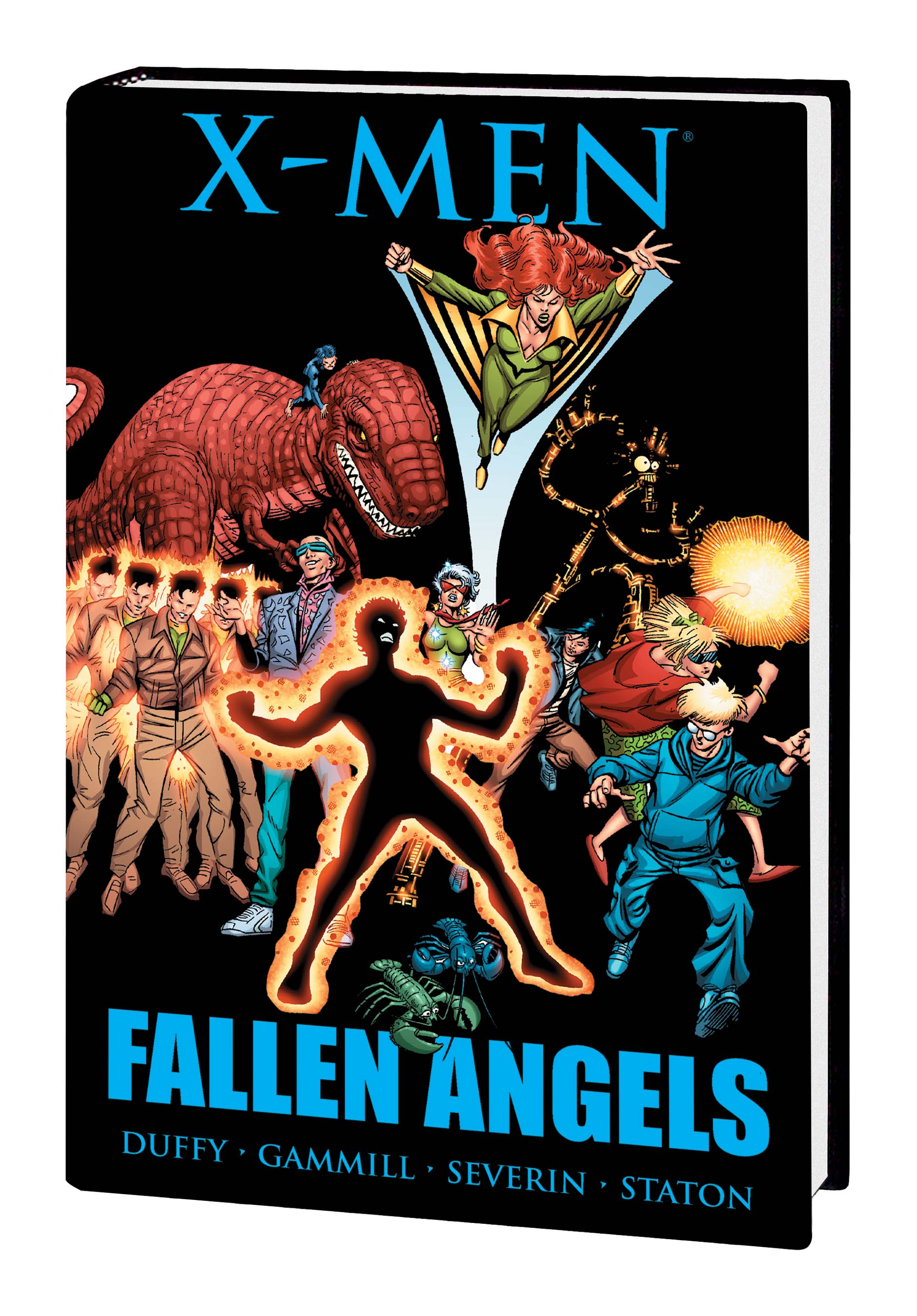 X-MEN: FALLEN ANGELS PREMIERE HC (Hardcover)