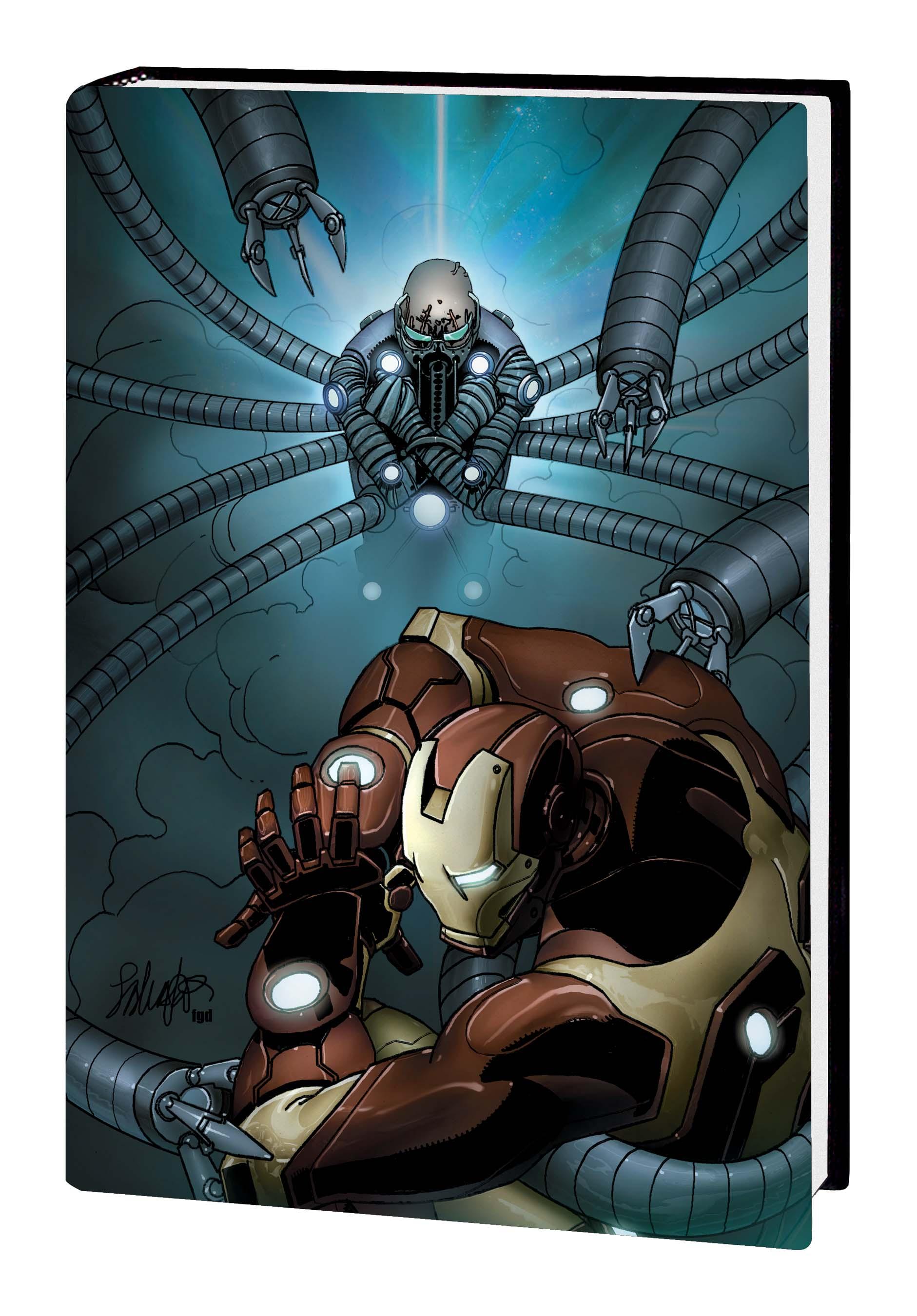 INVINCIBLE IRON MAN VOL. 8: UNFIXABLE PREMIERE HC (Hardcover)