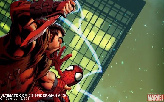 Ultimate Comics Spider-Man #159 Wallpaper