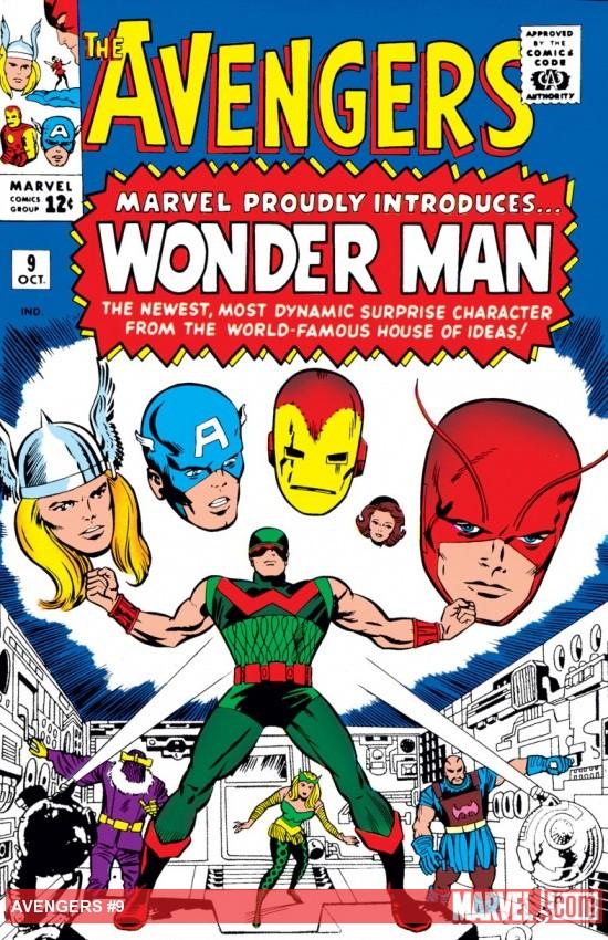 Avengers (1963) #9