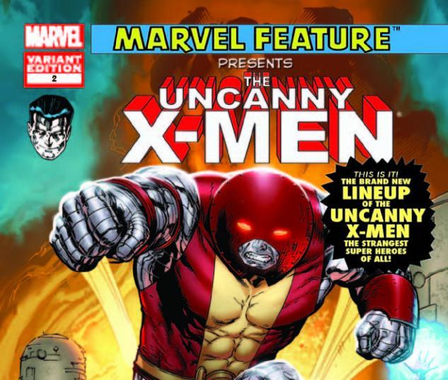 UNCANNY X-MEN 2 MC 50TH ANNIVERSARY VARIANT (XREGB)