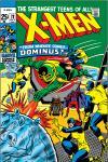 Uncanny X-Men #72 Cover