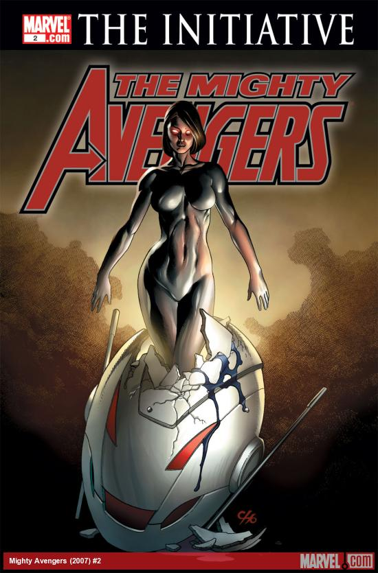 Mighty Avengers (2007) #2