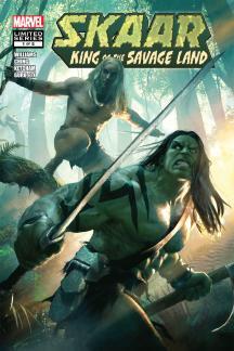 Skaar: King of the Savage Land (2011) #1