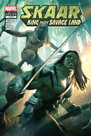 Skaar: King of the Savage Land #1