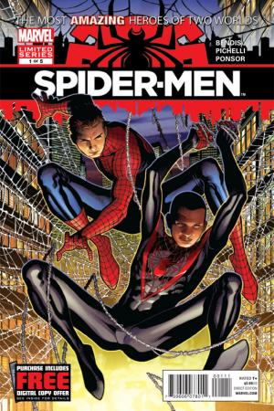 Spider-Men (Hardcover)