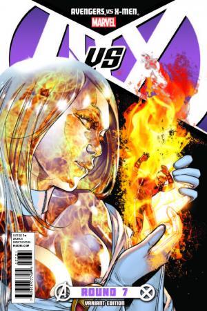 Avengers Vs. X-Men (2012) #7 (Pichelli Variant)