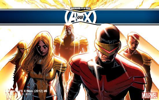 Avengers VS X-Men (2012) #6