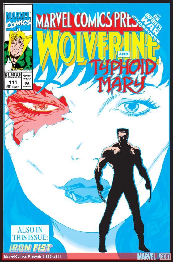 Marvel Comics Presents (1988) #111