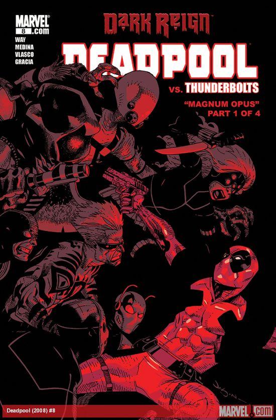 Deadpool (2008) #8