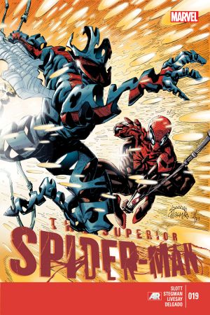 Superior Spider-Man (2013) #19