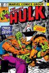 Incredible Hulk (1962) #257 Cover