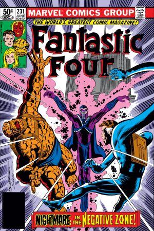 Fantastic Four (1961) #231