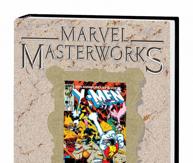 MARVEL MASTERWORKS: THE UNCANNY X-MEN VOL. 9 HC VARIANT (DM ONLY)