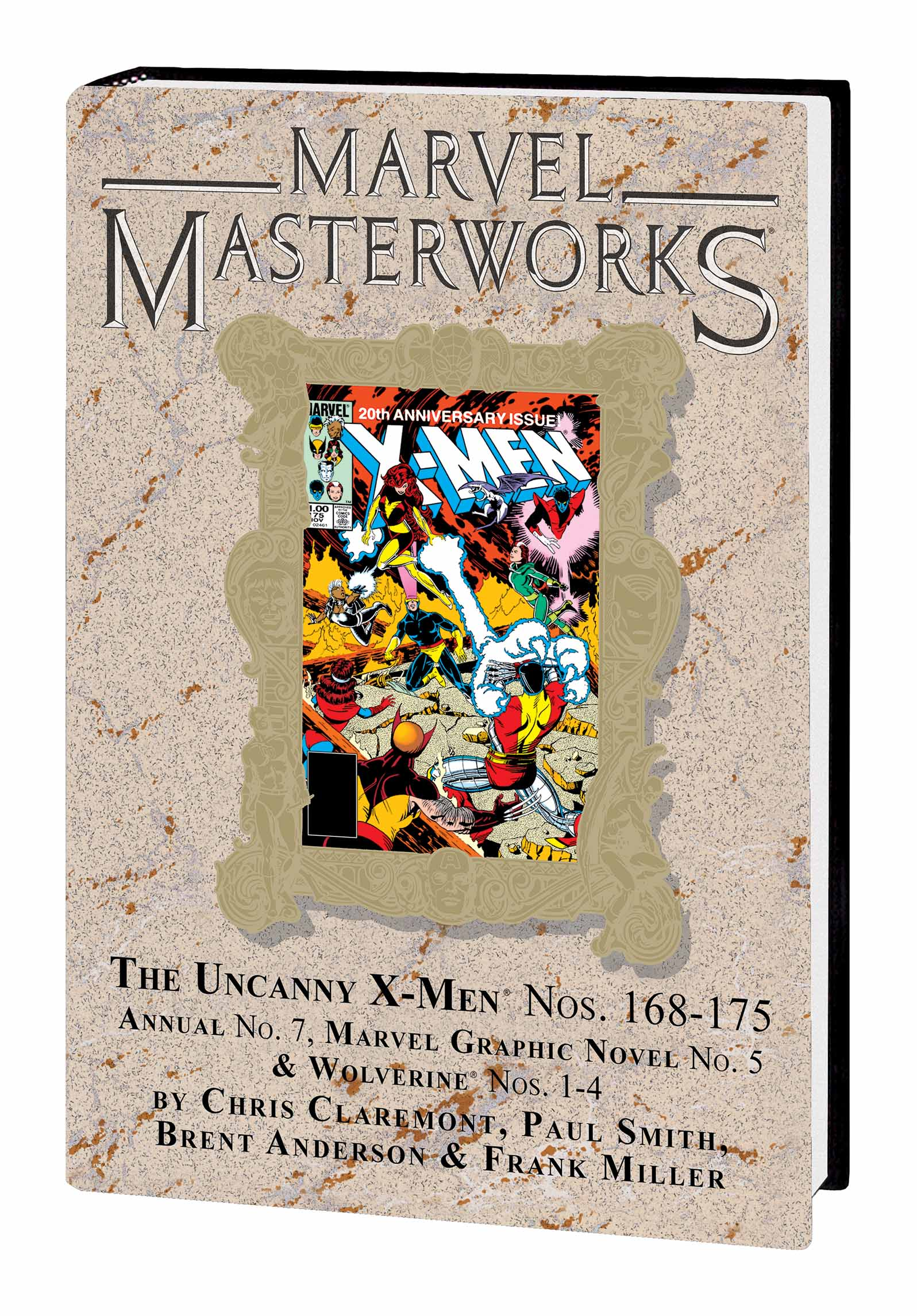 Marvel Masterworks: The Uncanny X-Men (Hardcover)
