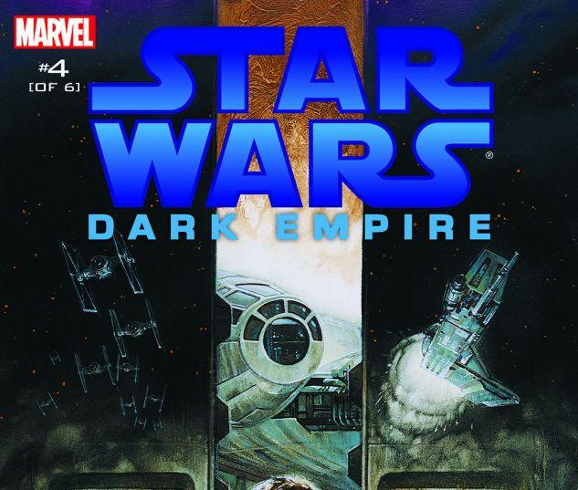 Star Wars: Dark Empire (1991) #4