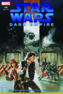 Star Wars: Dark Empire #4