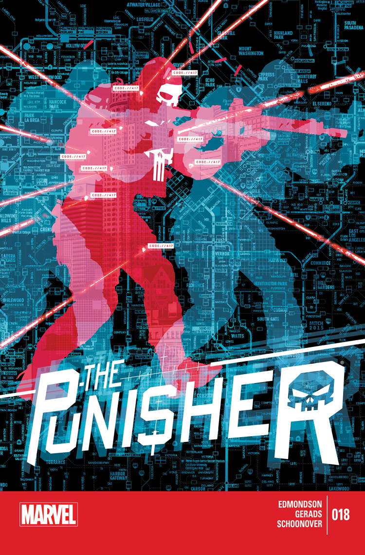 The Punisher (2014) #18