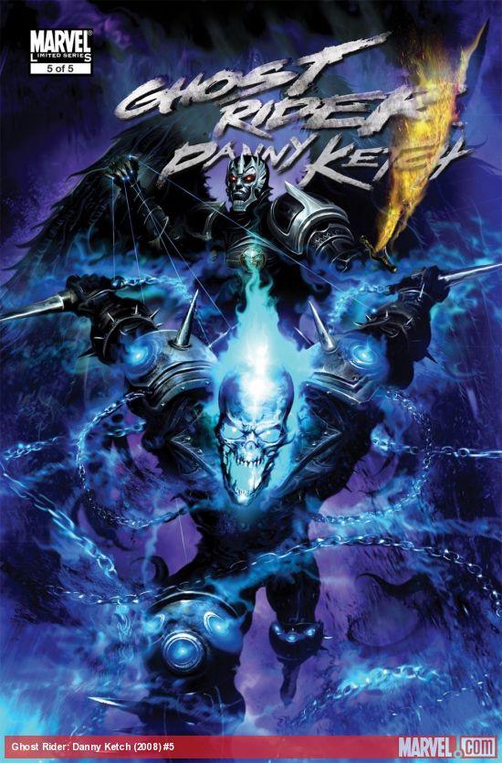 Ghost Rider: Danny Ketch (2008) #5