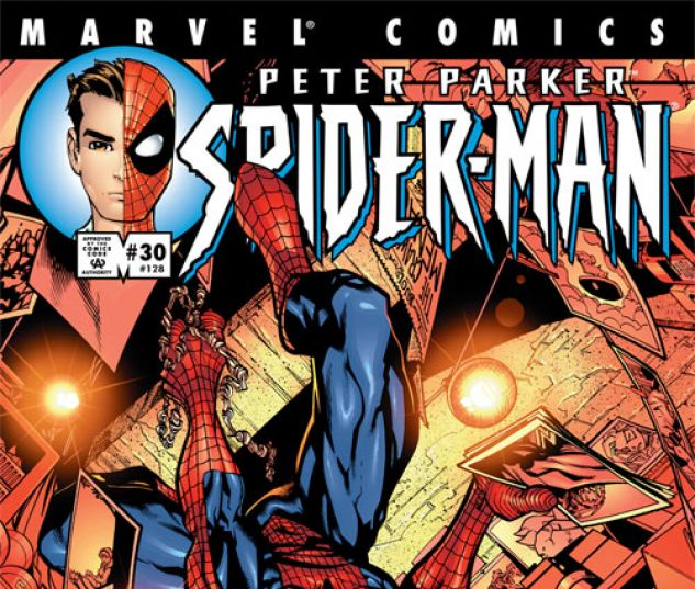 PETER PARKER: SPIDER-MAN 30 cover