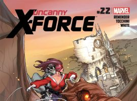 UNCANNY X-FORCE (2010) #22