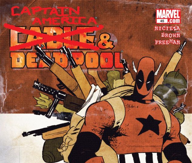 Cable & Deadpool (2004) #45