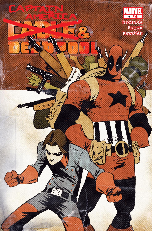 Cable & Deadpool (2004) #45