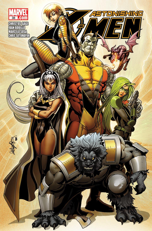 Astonishing X-Men (2004) #38